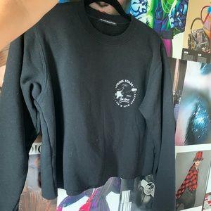 Brandy Melville Cross Roads Sweatshirt